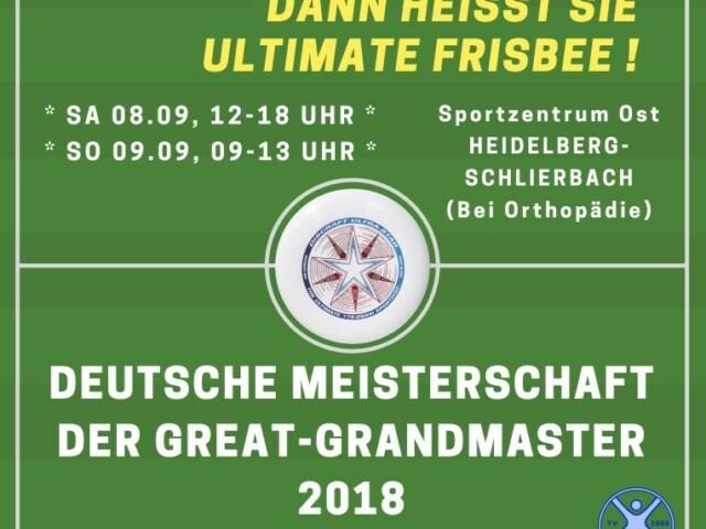 Deutsche Meisterschaft Ultimate Frisbee